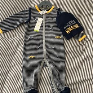 Petit Lem Baby Boy 2 Pc Set